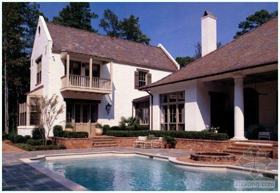 美式别墅室内设计